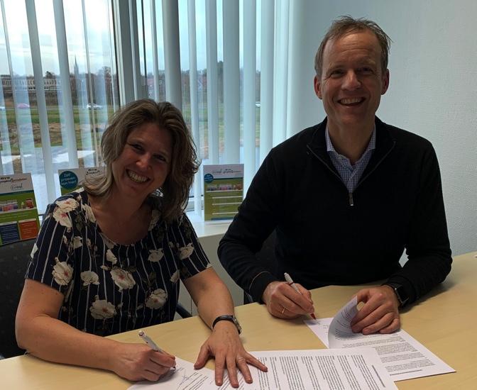 Samenwerking Yvonne Verstappen en Evibra